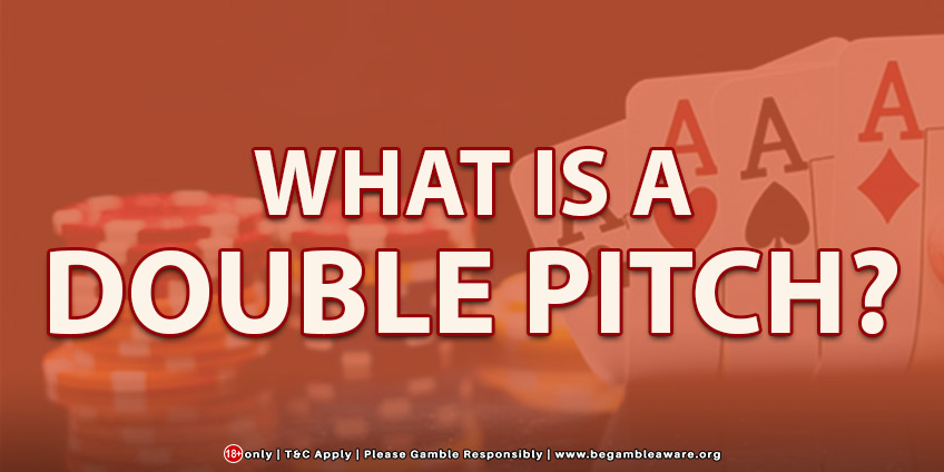 What Is Double Pitch?