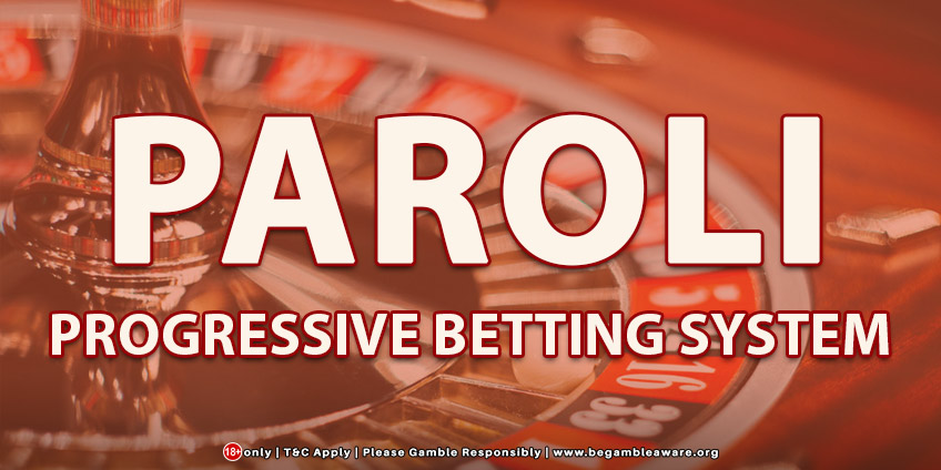Paroli - Progressive Betting System